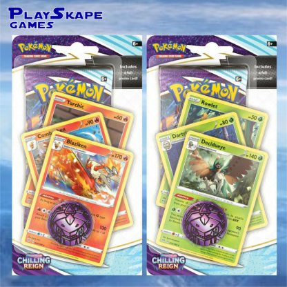 Chilling-Reign-Promo-Premium-Checklane-Blister-Packs-Pokemon-TCG-Cards-SWSH7