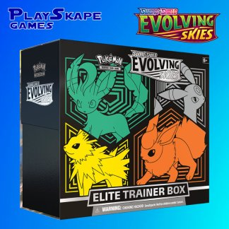 Evolving-Skies-Sword-And-Shield-Pokemon-TCG-SWSH7-Cards-Elite-Trainer-Box-ETB-Umbreon-Eevee