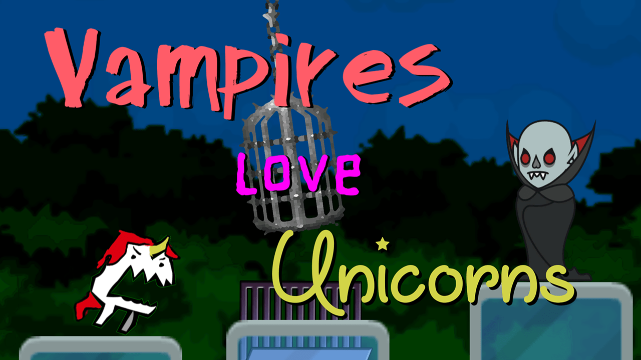 Vampires Love Unicorns