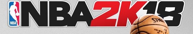 NBA2K18 Logo