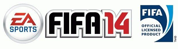 FIFA 14 Logo PS4