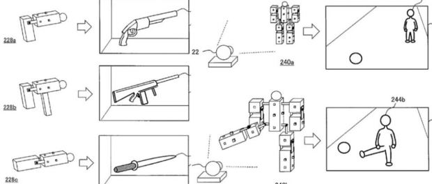 modularer AR Controller