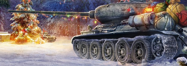 World of Tanks X-Mas
