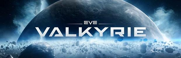 Eve Valkyrie PSVR Logo