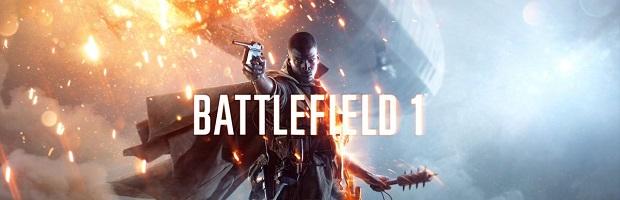 Battlefield 1 Logo
