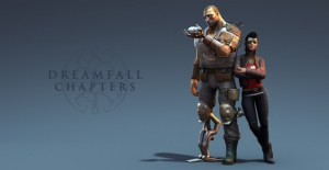 Dreamfall Chapters PS4.