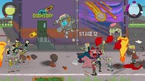 Psychotic's Colossus Down – beat 'em up-shoot 'em up-platformer hibrid