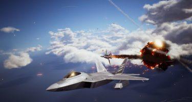 ACE COMBAT® 7: SKIES UNKNOWN – évfordulós frissítéssel ünnepel a játék