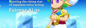 Wonder Boy: Asha in Monster World – ismerkedj a szinkronokkal