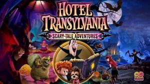 Hotel Transylvania: Scary-Tale Adventures – októberi kaland a filmek alapján