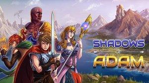 Shadows of Adam – már kapható a 16 bites RPG