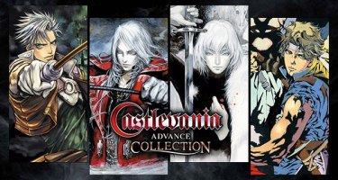 Castlevania Advance Collection – megjelent egy gyűjtemény