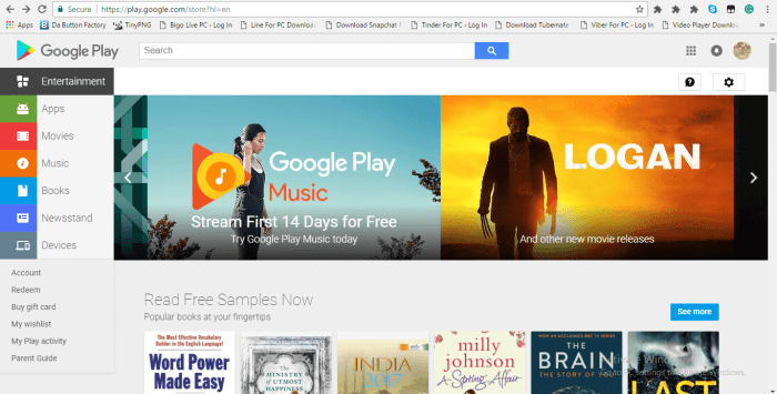 How To Download Google PlayStore Apps