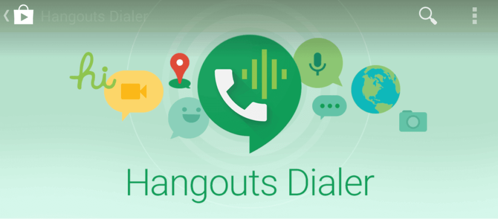 Hangouts Dialer for PC Windows XP/7/8/8.1/10 and Mac Download