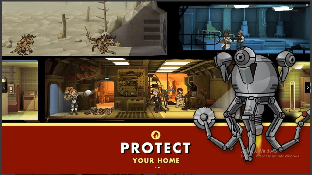 Fallout Shelter for PC
