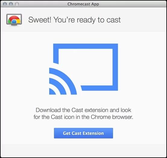 Chromecast for PC