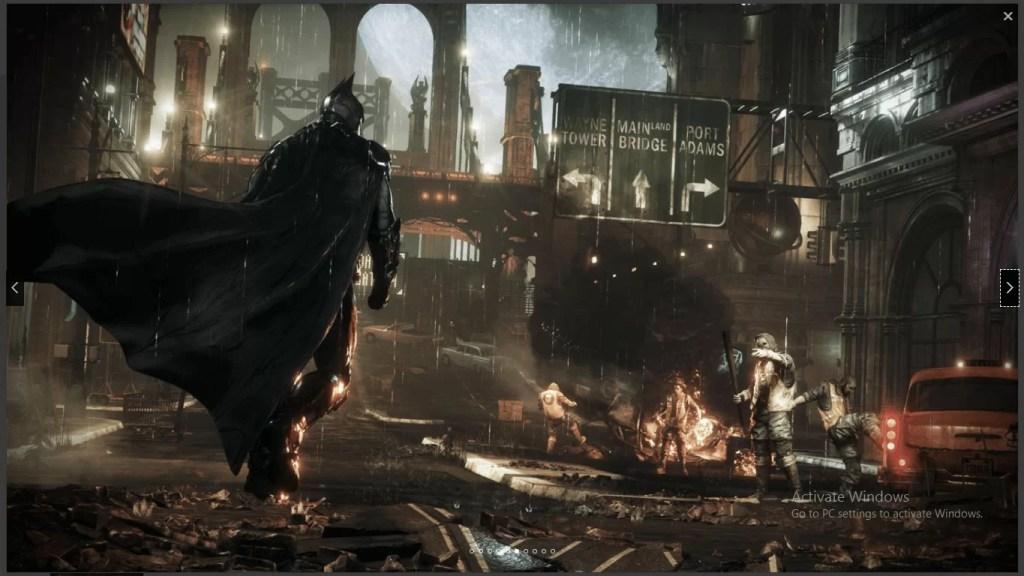 Batman Arkham Knight for PC