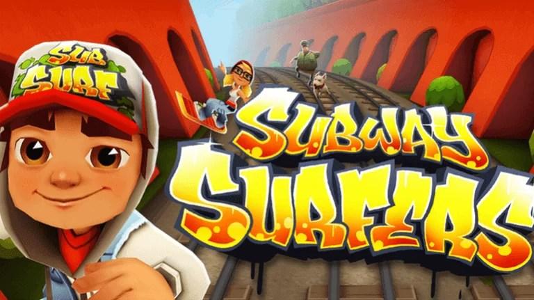 Subway Surfers for Mac Free Download   Mac Games
