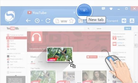Baidu Browser for PC