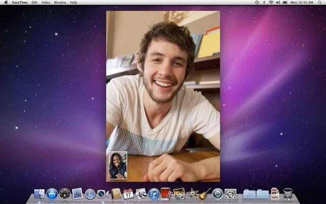 FaceTime for Mac