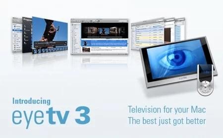EyeTV for Mac