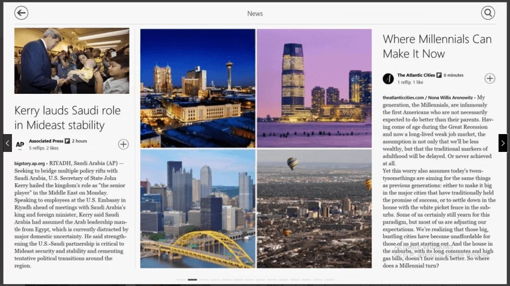 Flipboard for Mac