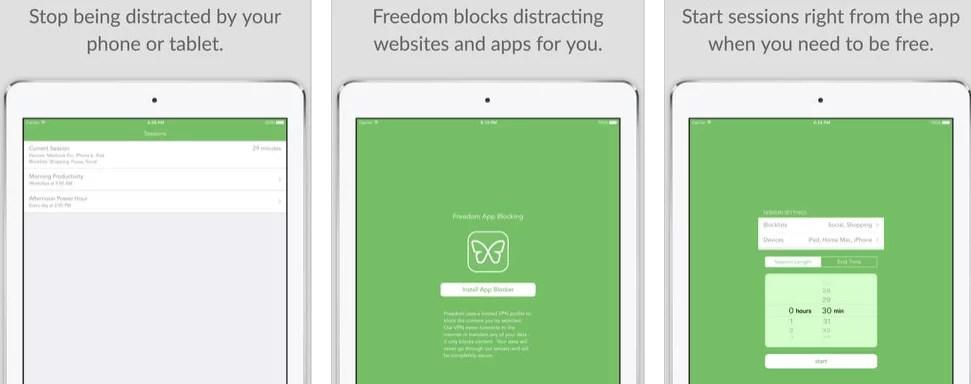 Freedom for Mac