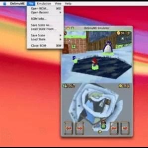DS Emulator for Mac
