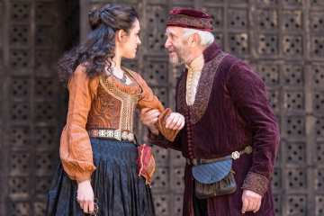 The Merchant of Venice Globe