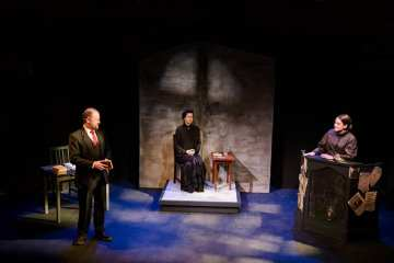 Madame de Markievicz On Trial New Theatre Dublin