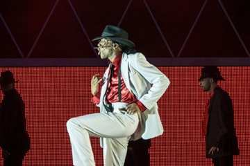THRILLER, Live  UK Tour
