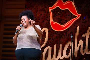 Desiree Burch Funny Women Award Winner