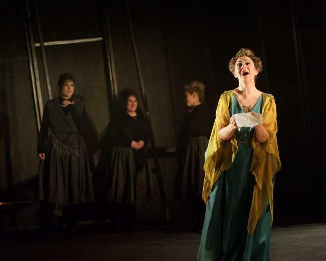 Pia DeTolomei Buxton Opera House, Derbyshire
