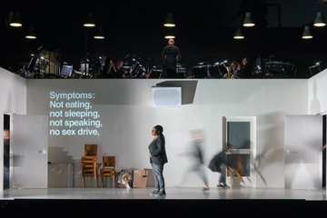 Review 4.48 Psychosis Lyric Hammersmith