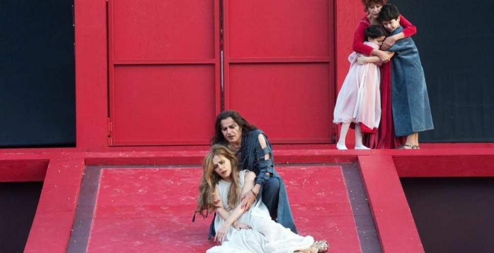 Review ALCESTI production INDA - Teatro Greco di Siracusa