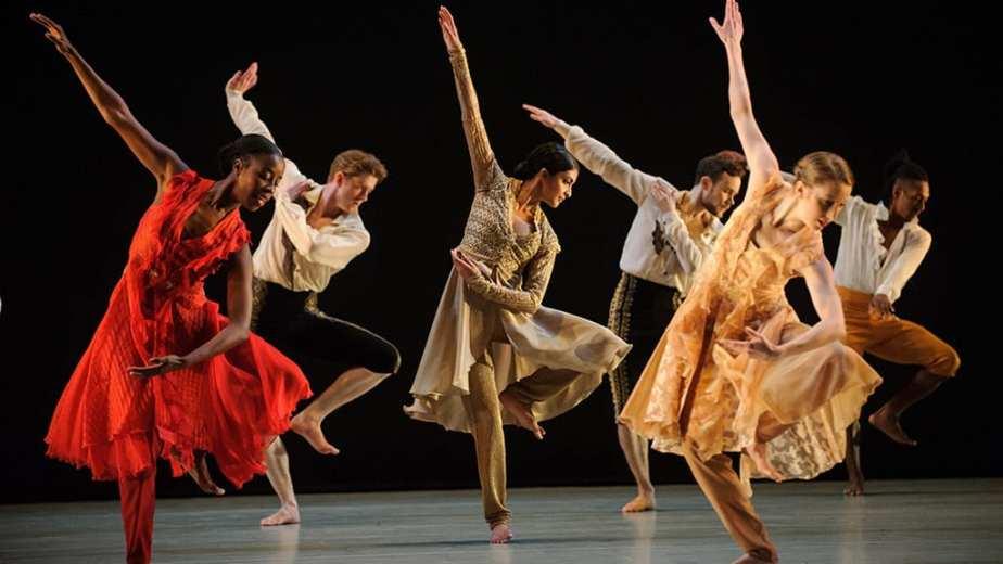 An Italian in Madrid Richard Alston Dance Company