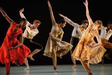 An Italian in Madrid Richard Alston Dance Company