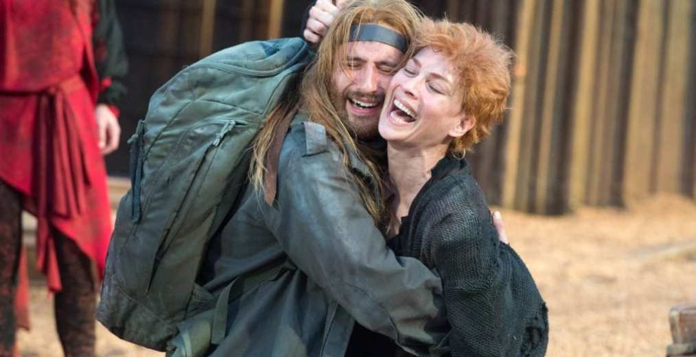 Review ELETTRA production INDA - Teatro Greco di Siracusa