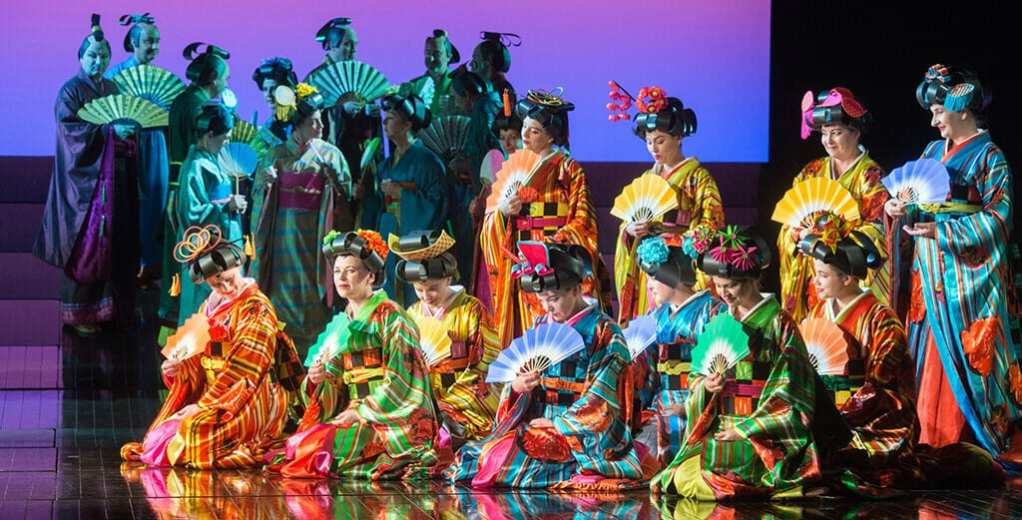 Review English National Opera Madam Butterfly