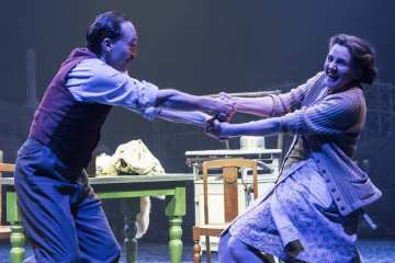review flowers for mrs harris Crucible Theatre, Sheffield