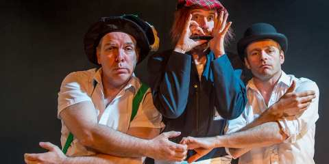 Review The Joke Camden People's Theatre