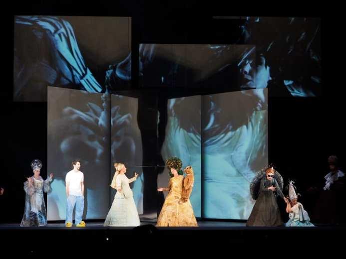 ¡Cómo está Madriz! Teatro de la Zarzuela, Teatro Campoamor Oviedo
