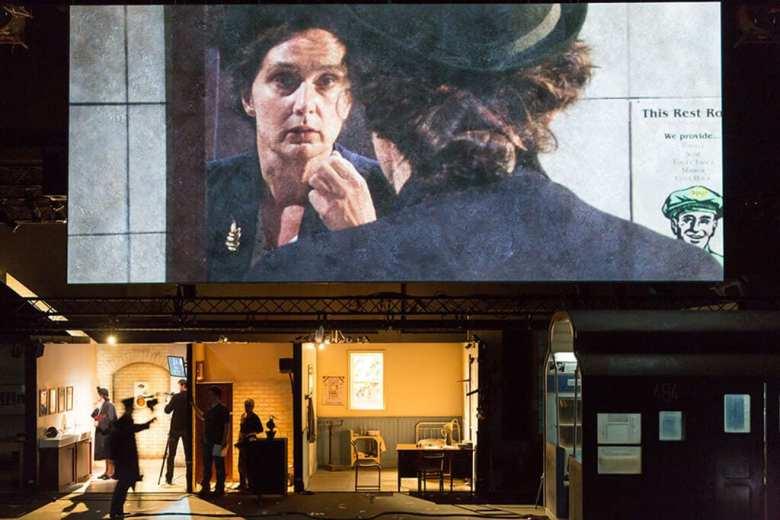 review The Forbidden Zone Barbican Schaubühne Berlin