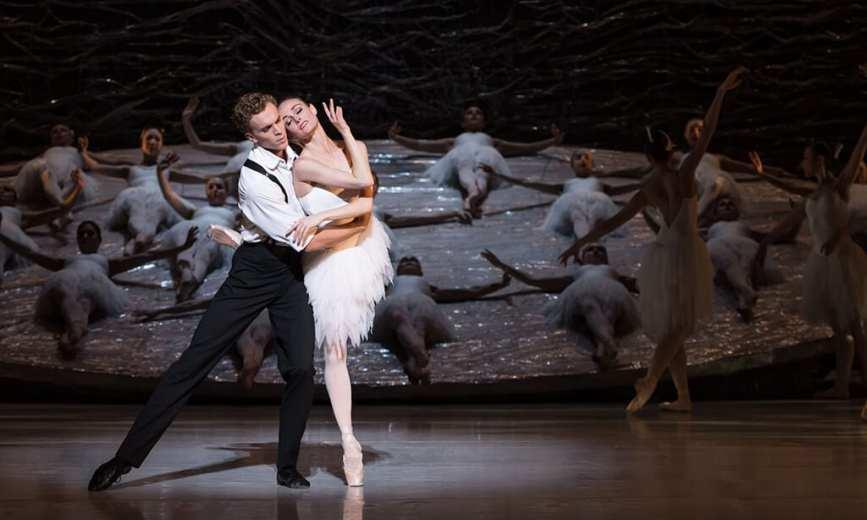 Australian Ballet's Swan Lake at the London Coliseum