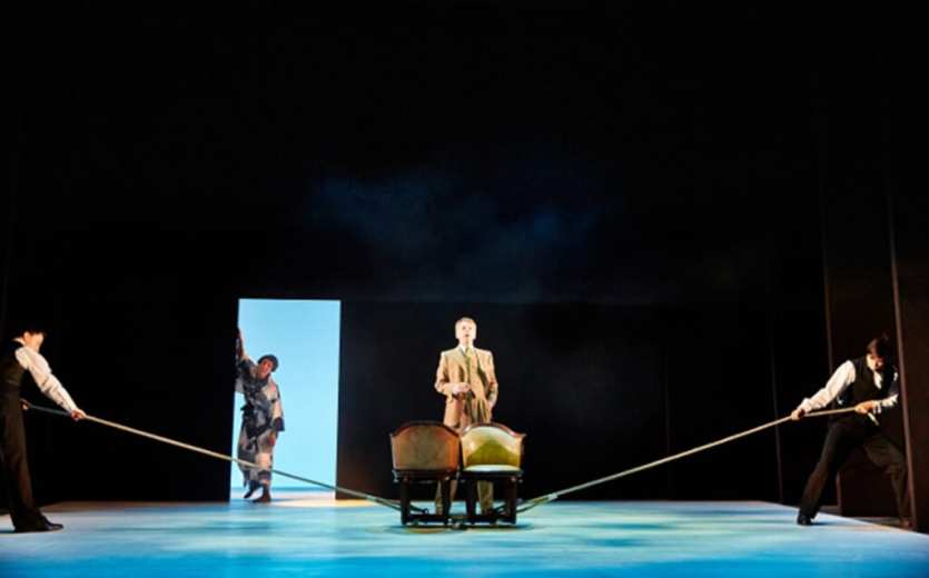 Brideshead Revisited by English Touring Theatre at Richmond Theatre