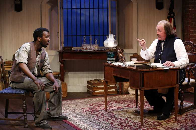 Butler at 59E59 Theaters