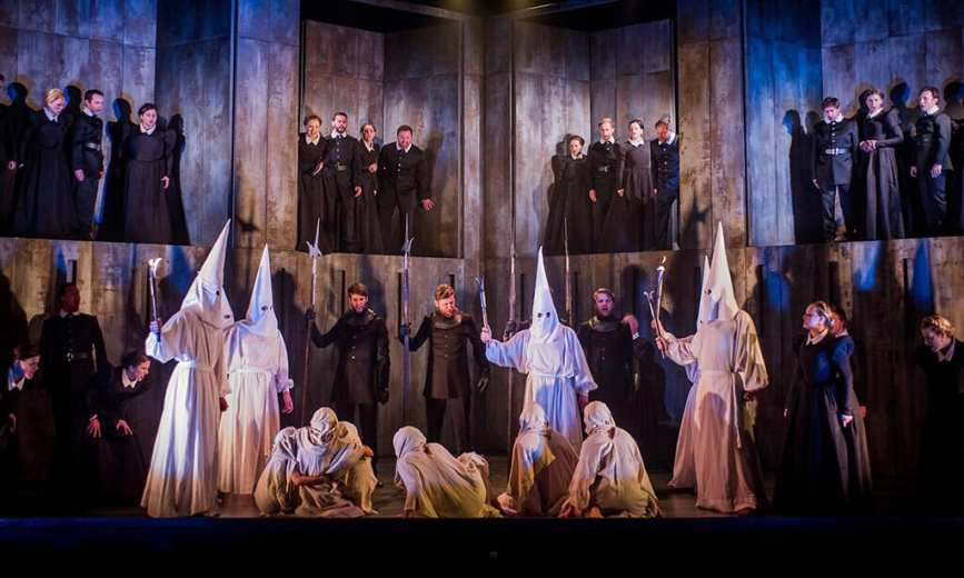 Don Carlo Grange Park Opera