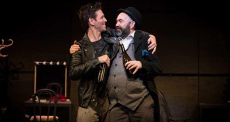Falstaff & Son t Gielgud Theatre, RADA