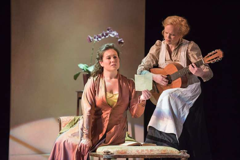 Le Nozze di Figaro at Longborough Festival Theatre