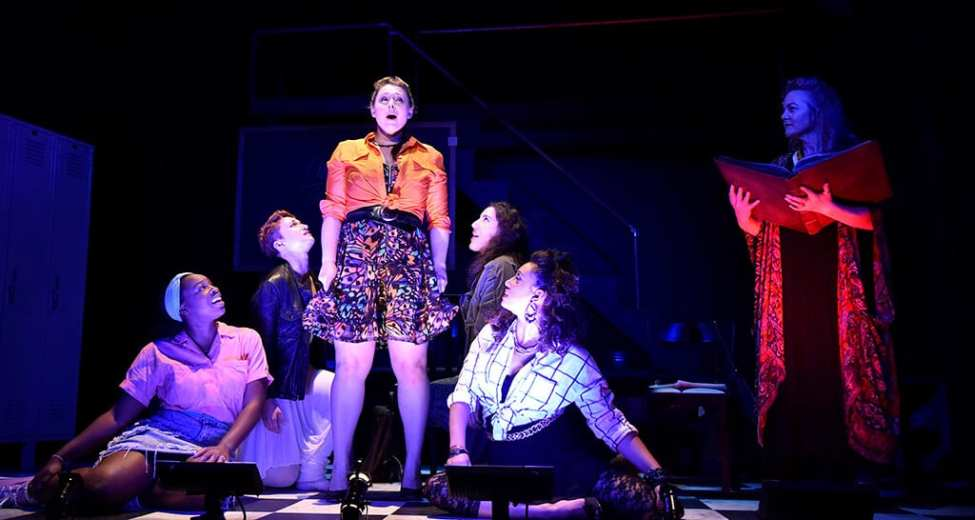 Phoenix Rising Lion's Theatre New York